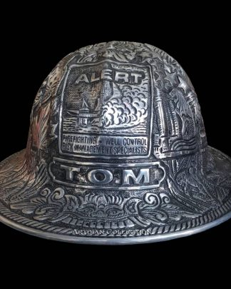 4b2535c2f4b You re viewing  Hand Carved Aluminum Full Brim Hard Hat (Custom Made)   329.00  319.00